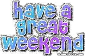 We hope you all have a safe and blessed 4 day weekend. Prayers for our teachers...
