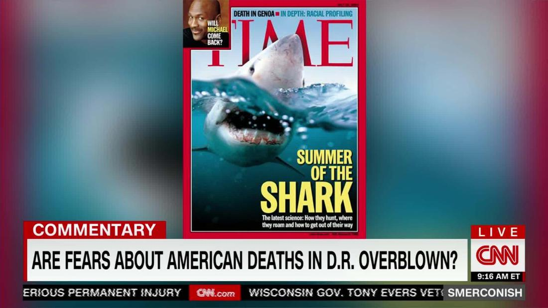 Are fears about American deaths in the D.R. overblown? - CNN Video Pick and Pack Travel llc