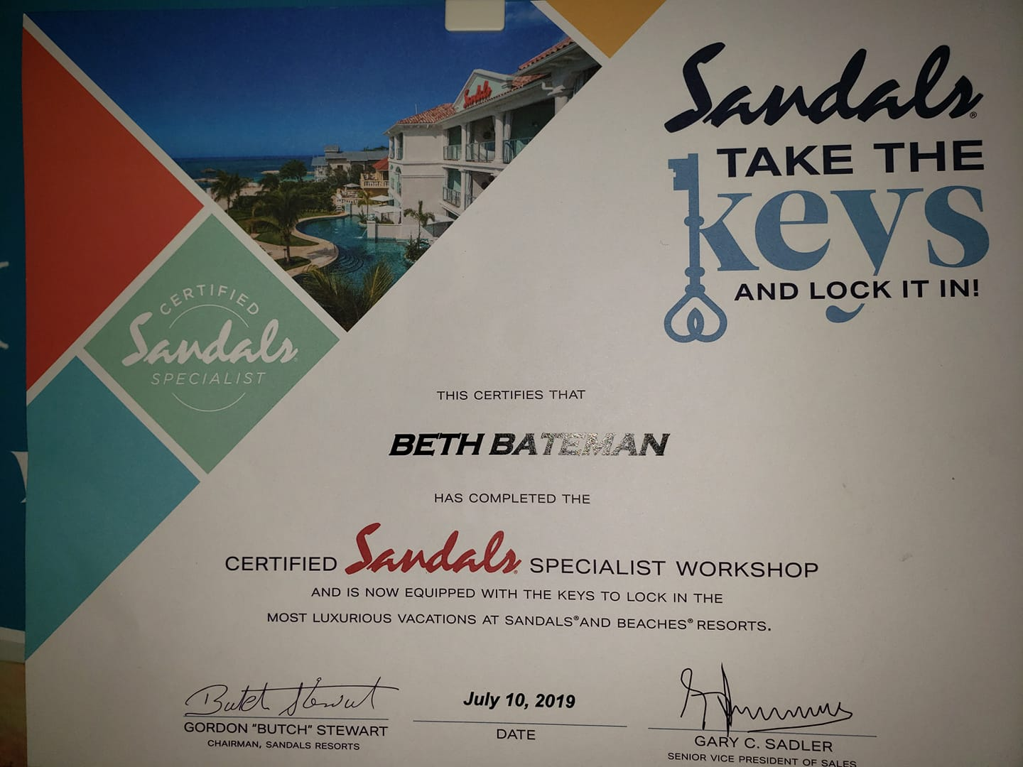 Pick & Pack is a certified Sandals Specialist! Book your Sandals getaway wit... Pick and Pack Travel llc
