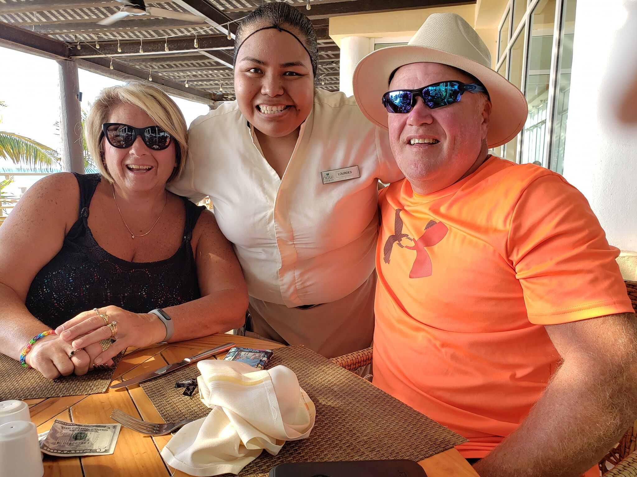 Just returned from a great trip to Cancun/Riviera Maya at the NOW JADE. It was b... Pick and Pack Travel llc