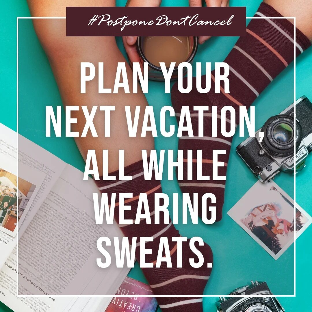 Plenty of time to think of your next vacation! Pick and Pack Travel llc