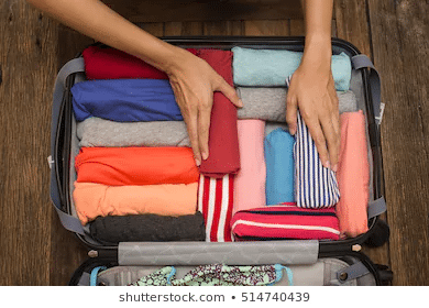 My top 5 packing tips 1. Roll, don't fold.2. Make a packing list 3. Follow the... Pick and Pack Travel llc