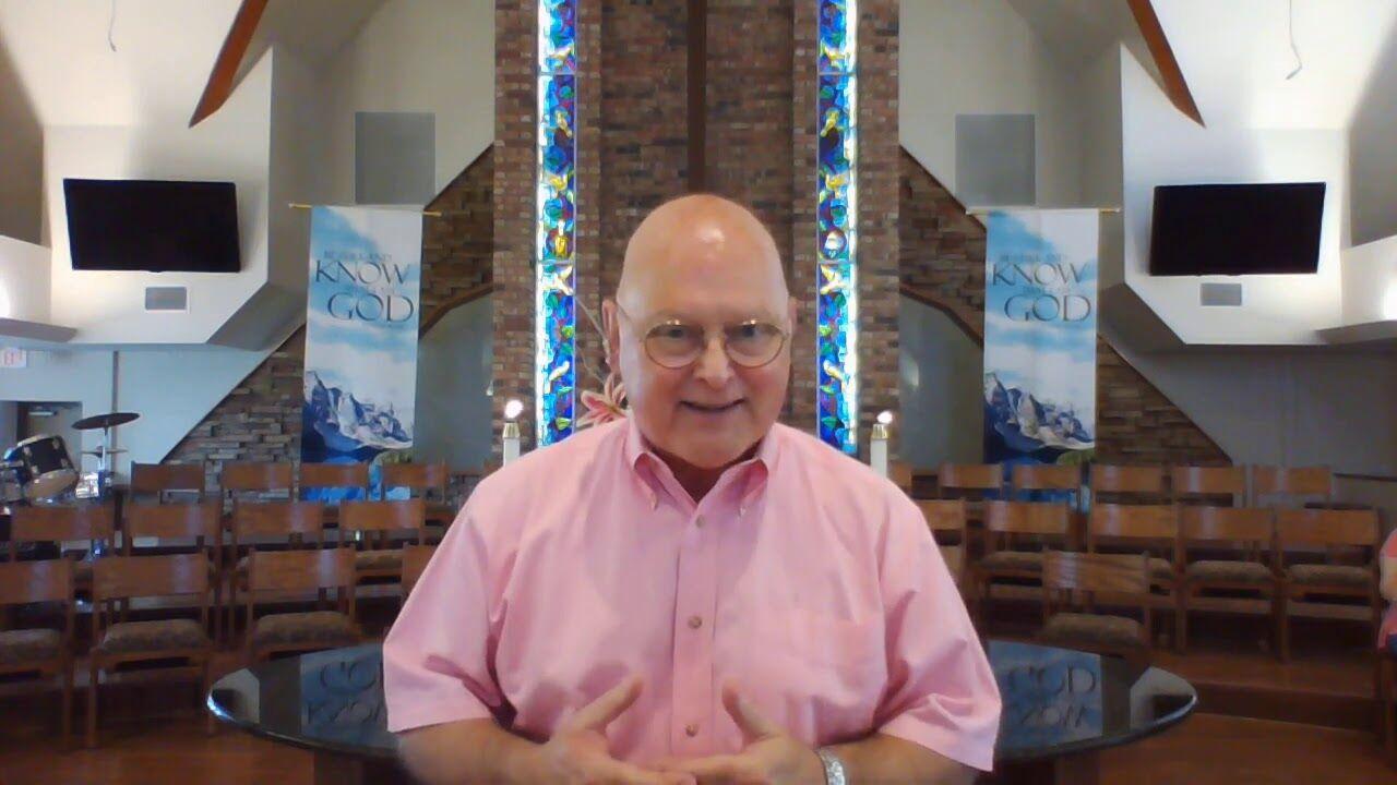07 23 20 Eighth Sunday after Pentecost