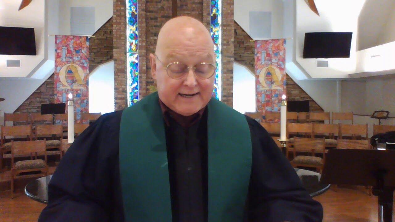 Twentieth Sunday after Pentecost 10 18 20 - YouTube