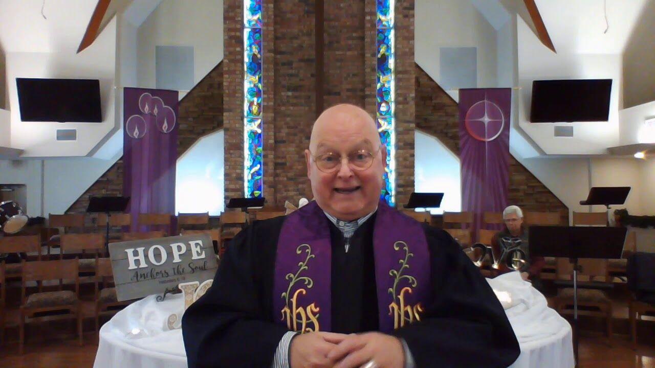 12 13 20 Third Sunday of Advent
