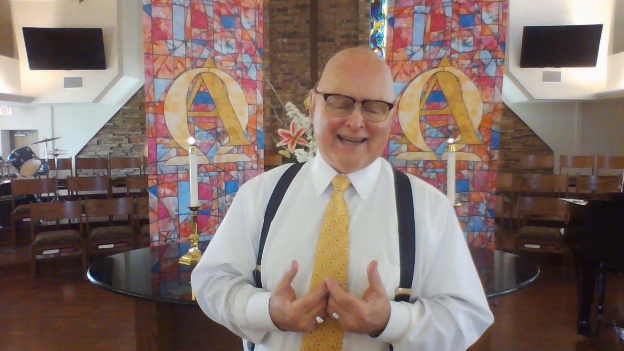 08 08 21 Elventh Sunday after Pentecost